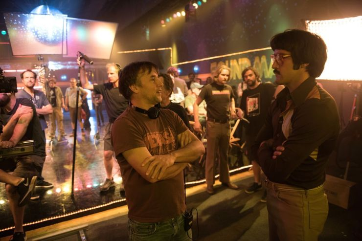 Linklater and Justin Street
