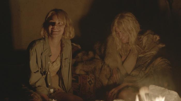 Dasha and Lauren Avery as Nora