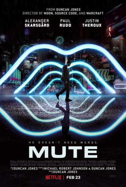 Mute Film Poster
