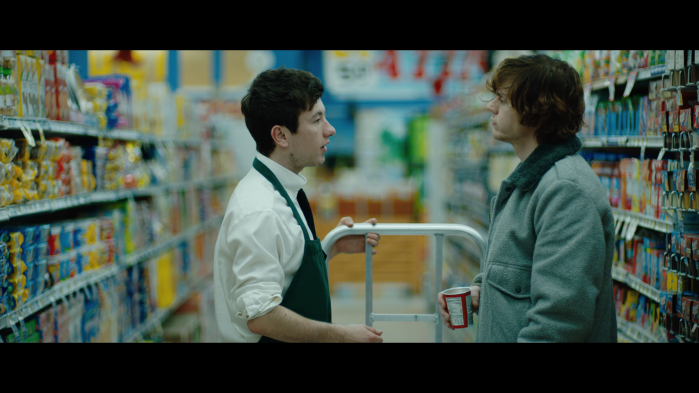 L to R_ Barry Keoghan, Evan Peters - PNG