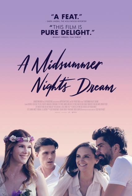 A Midsummer Night's Dream - Poster 2000x3000