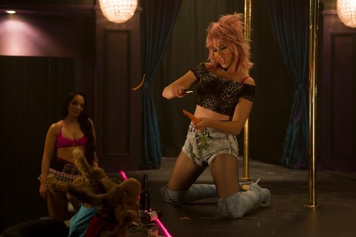 Elizabeth Banks stars in The Happytime Murders