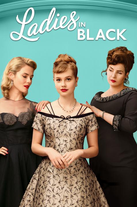 LADIES IN BLACK EST Art
